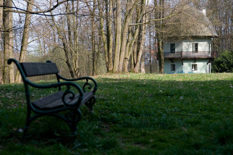 Fotografie lukaveckého Hříbku od Zdeňka Kliky