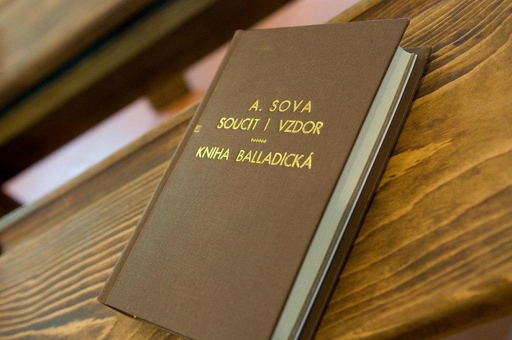 Slavnostní otevření nové expozice básníka Antonína Sovy, Lukavec
